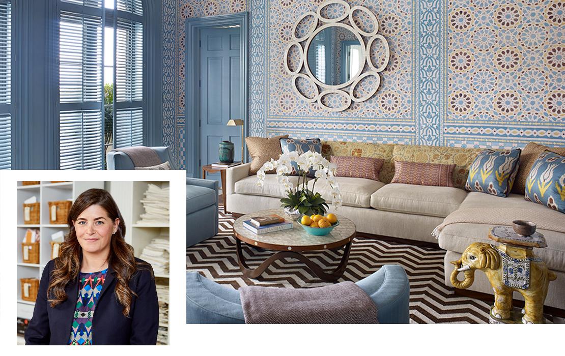Designer Spotlight Elizabeth Lawrence Partner Of Bunny Williams